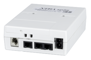 albis-elcon - NTBA split: Network termination for ISDN access with integrated ADSL splitter