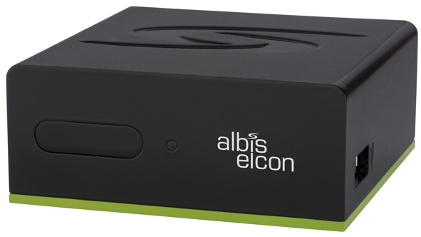 albis-elcon - SceneGate 8073: High definition IPTV/OTT set-top box