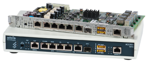albis-elcon - ULAF+ - ACCEED 1416 DT Plug in: Multi-wire pairs EFM Carrier Ethernet CPE and Line Card