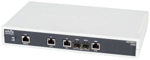 albis-elcon - ULAF+ - ACCEED 2102 DT: 4 Port Gigabit Carrier Ethernet Fiber EDD