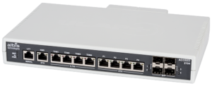 albis-elcon - ULAF+ - ACCEED 2104 DT: 8 Port Gigabit Carrier Ethernet Fiber EDD