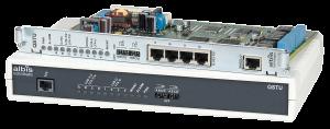 albis-elcon - ULAF+ - QSTU DT Plugin: 4 wire pairs SHDSL Quad E1 CPE and Line Card