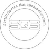 Albis Technologies AG - Certificate SQS (Logo): ISO 9001:2008 & 14001:2004