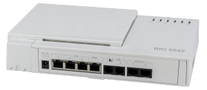 albis-elcon - BIG 5542: ISDN VoIP gateway with 2 ISDN S0 and 2 analogue RJ11 (FXS) ports