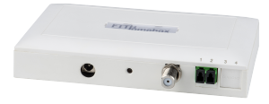 albis-elcon - FTTHomebox: Fibre termination unit with integrated CATV receiver